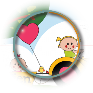 Widget-Kinderposters